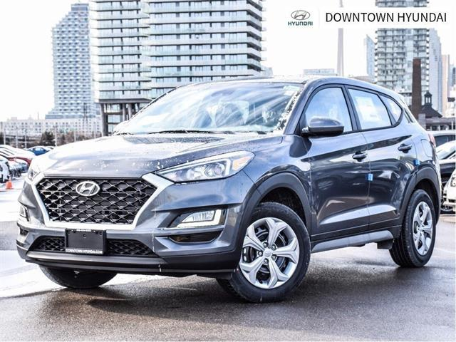 2019 Hyundai Tucson Essential AWD w/Safety Package