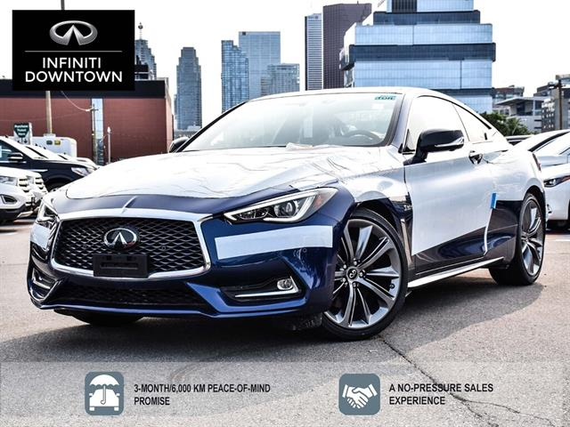 2019 INFINITI Q60 RED SPORT 400 AWD *Ltd Avail*