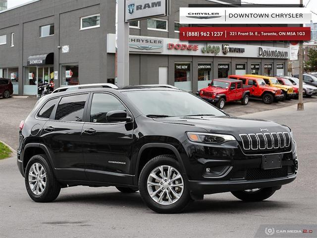 2019 Jeep Cherokee North 4x4