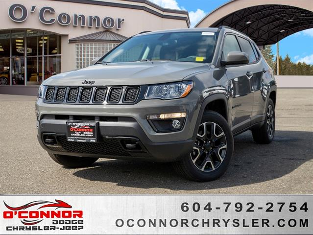 2019 Jeep Compass Upland Edition 4x4