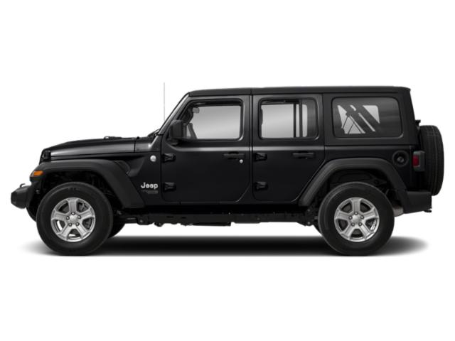 2019 Jeep Wrangler Unlimited Sport 4x4