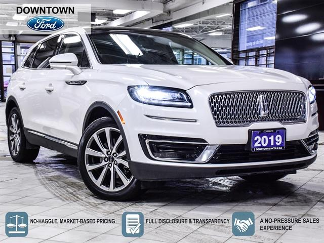 2019 Lincoln Nautilus Select AWD