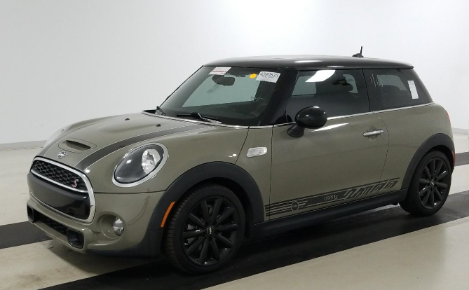 2019 MINI Hardtop 2 Door Cooper S FWD