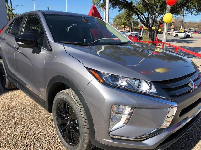 Mitsubishi San Antonio >> New Car Inventory 2019 Mitsubishi Eclipse Cross Se