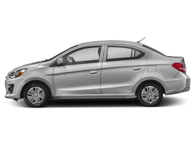 2019 Mitsubishi Mirage G4 ES Manual