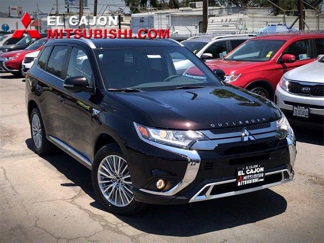 New Mitsubishi Cars Mitsubishi Outlander Phev At El Cajon