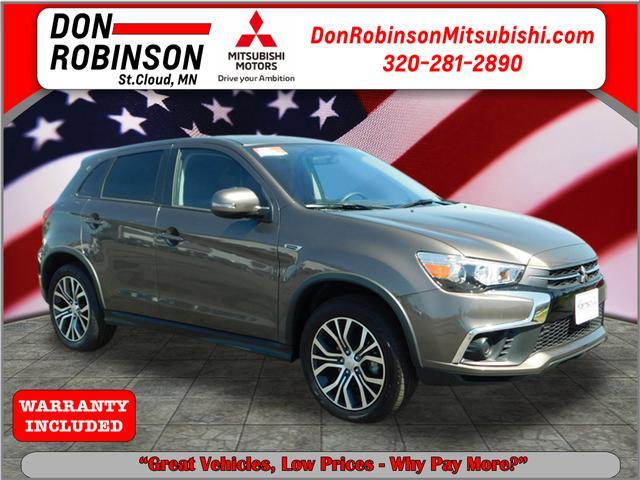 Used Car Inventory Don Robinson Mitsubishi Saint Cloud Mn