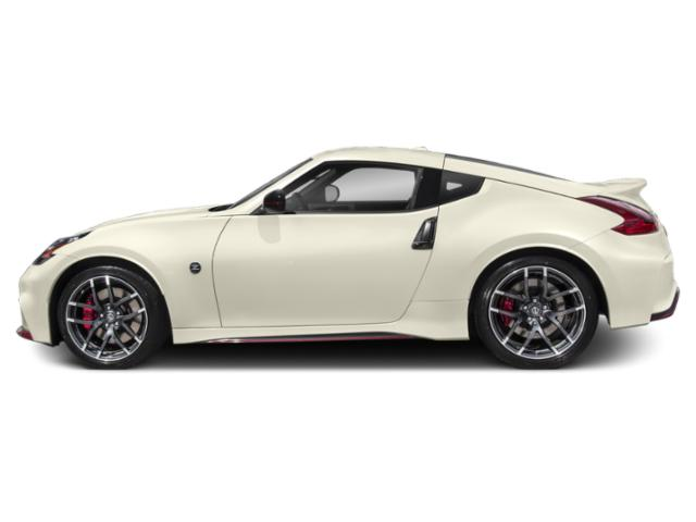 2019 Nissan 370Z Coupe Manual