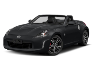 2019 Nissan 370Z Roadster Touring Manual