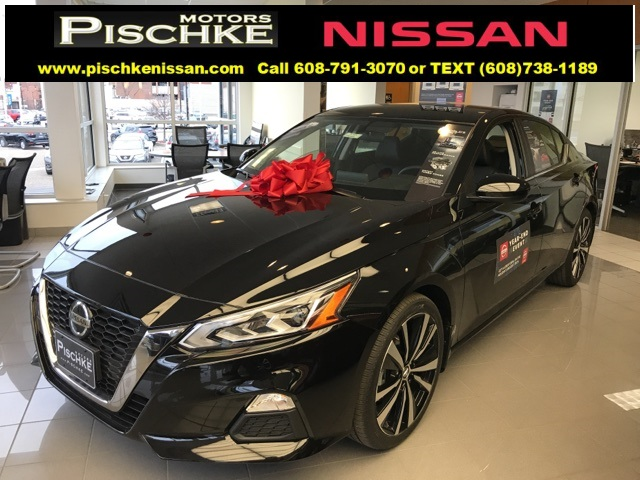 2019 Nissan Altima 2.5 SR Sedan