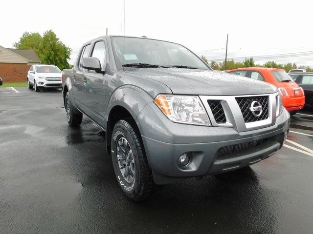Nissan Erie Pa >> New Car Inventory   New 2019 Nissan Frontier Crew Cab 4x4 PRO-4X Auto *Ltd Avail* - STK# 2721 ...