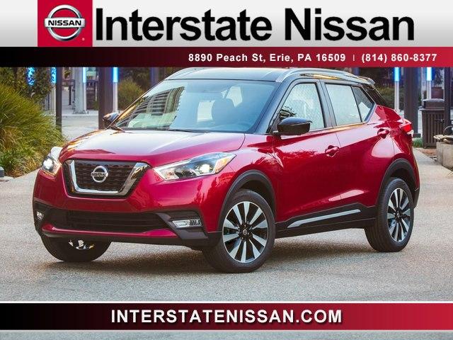 Nissan Erie Pa >> New Car Inventory New 2019 Nissan Kicks S Fwd Stk 2309 Vin