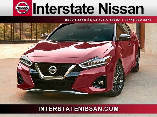 Nissan Erie Pa >> New Car Inventory New 2019 Nissan Maxima Platinum 3 5l Stk 2493