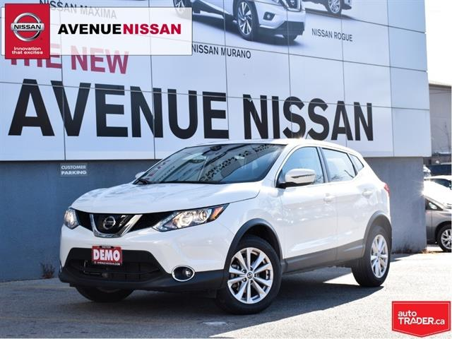 2019 Nissan Qashqai *Company Demo*SV*Sunroof*Great kms***