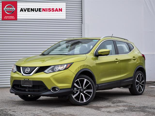 2019 Nissan Qashqai *SL*All Wheel Drive*Loaded*