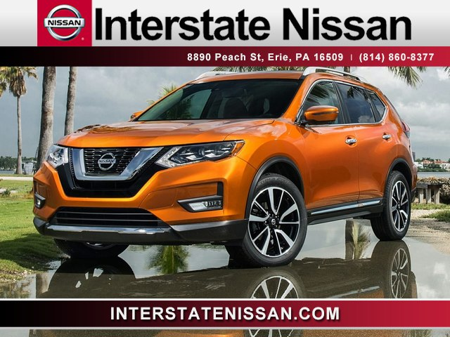 Nissan Erie Pa >> New Car Inventory New 2019 Nissan Rogue Awd Sv Stk 2280 Vin