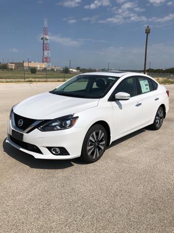 2019 Nissan Sentra SL CVT - Bates Nissan - Killeen, TX