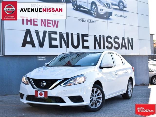 2019 Nissan Sentra *SV*Power Sunroof*Rear Camera*Great KMS*