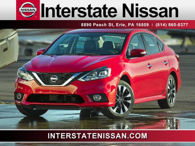 Nissan Erie Pa >> New Car Inventory New 2019 Nissan Sentra S Cvt Stk 2169