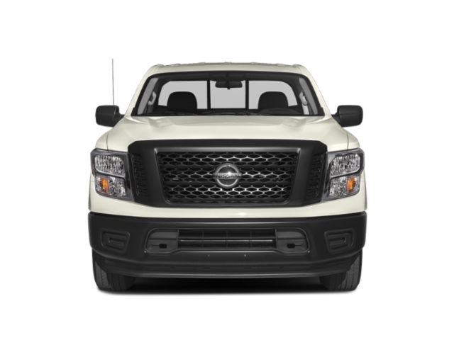 2019 Nissan Titan 4x2 Single Cab S