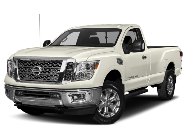 2019 Nissan Titan XD 4x2 Gas Single Cab S
