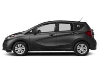 2019 Nissan Versa Note S Manual
