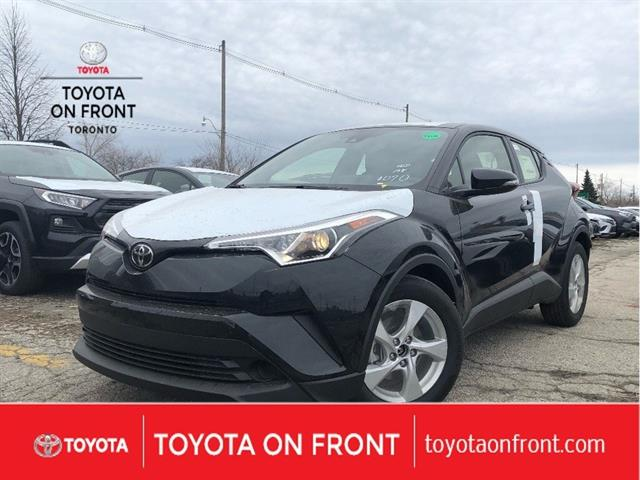 2019 Toyota C-HR FWD XLE *Ltd Avail*
