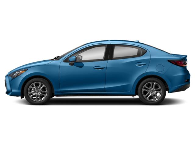 2019 Toyota Yaris Sedan Manual
