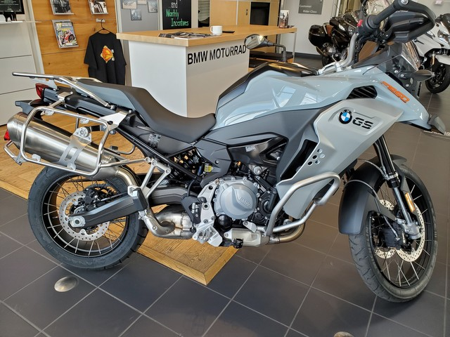 2020 BMW F850GSA Low