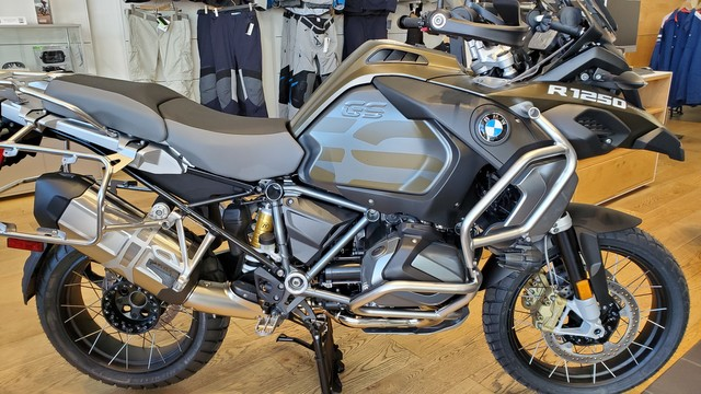 2020 BMW R1250GSA Exclusive