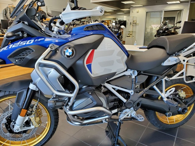 2020 BMW R1250GSA HP Low