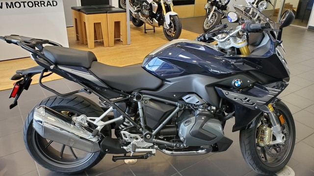 2020 BMW R1250RS Exclusive