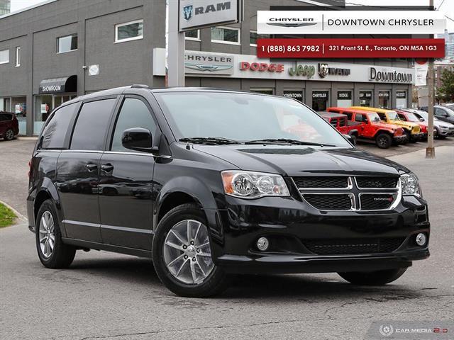 2020 Dodge Grand Caravan Premium Plus 2WD