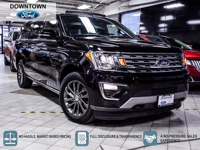2020 Ford Expedition Limited Max 4x4