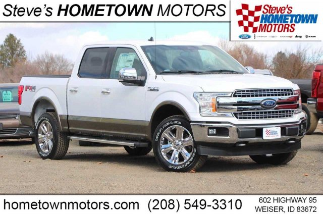 2020 Ford F-150 LARIAT 4WD SuperCrew 5.5' Box