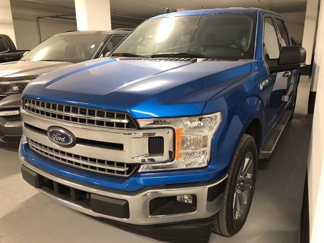 2020 Ford F-150 XLT 2WD SuperCrew 5.5' Box