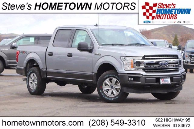 2020 Ford F-150 XLT 4WD SuperCrew 5.5' Box