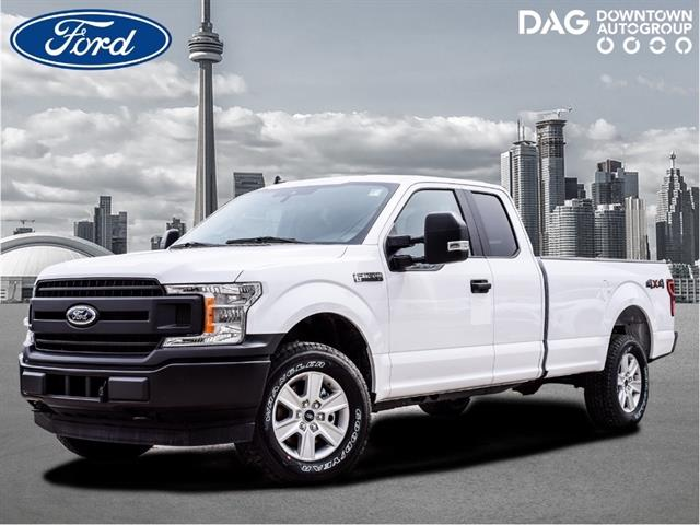 2020 Ford F-150 XL 4WD SuperCab 6.5' Box
