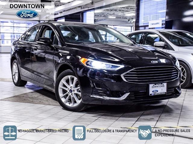 2020 Ford Fusion Energi SEL FWD
