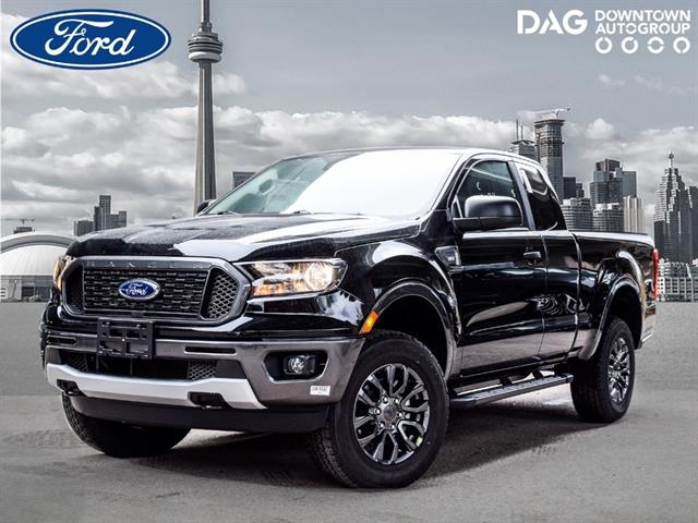2020 Ford Ranger XLT 4WD SuperCab 6' Box