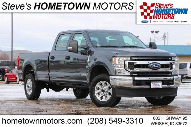 2020 Ford Super Duty F-250 SRW Limited 4WD Crew Cab 8' Box