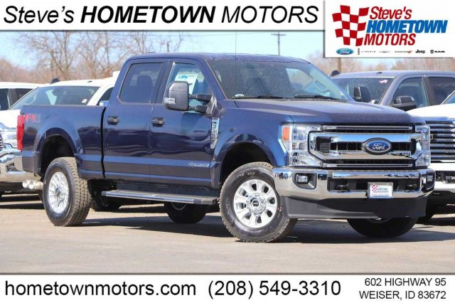 2020 Ford Super Duty F-250 SRW XLT 4WD Crew Cab 6.75' Box