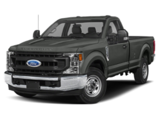 2020 Ford Super Duty F-350 SRW XL 2WD Reg Cab 8' Box
