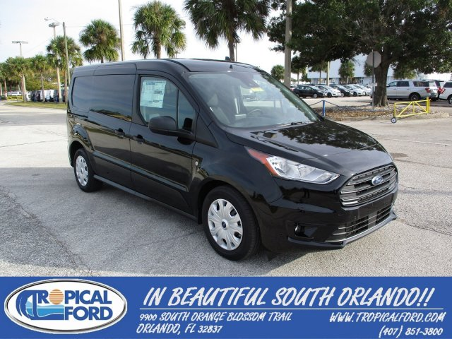 2020 Ford Transit Connect Van XLT LWB w/Rear Symmetrical Doors