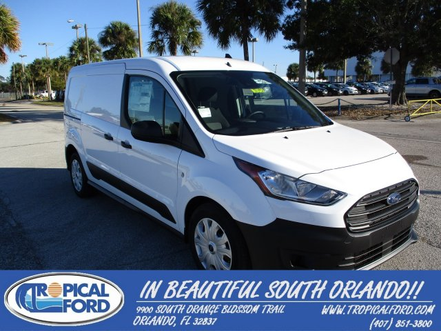 2020 Ford Transit Connect Van XL LWB w/Rear Symmetrical Doors