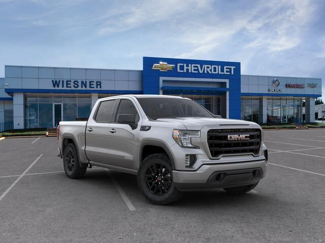 "2020 GMC Sierra 1500 2WD Crew Cab 147"" Elevation"