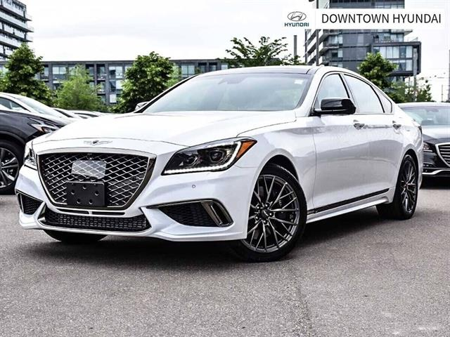 2020 Genesis G80 Sport Review.New Car Inventory Downtown Autogroup Toronto On
