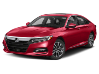 2020 Honda Accord Hybrid Touring Hybrid Sedan