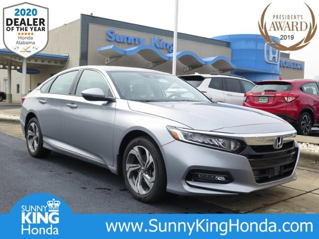 2020 Honda Accord Sedan EX-L 1.5T CVT