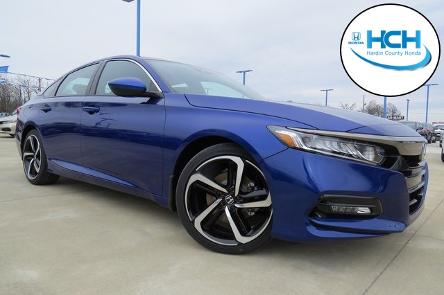 2020 Honda Accord Sedan Sport 1.5T CVT